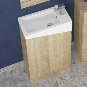 BeModern Bathrooms 50 cm Waschtisch Dakota