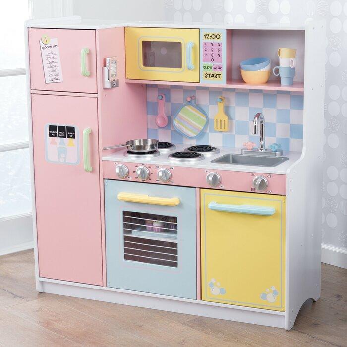 Pastel Kitchen Set