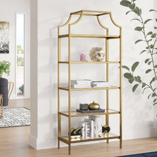 Damon Etagere Bookcase by ..