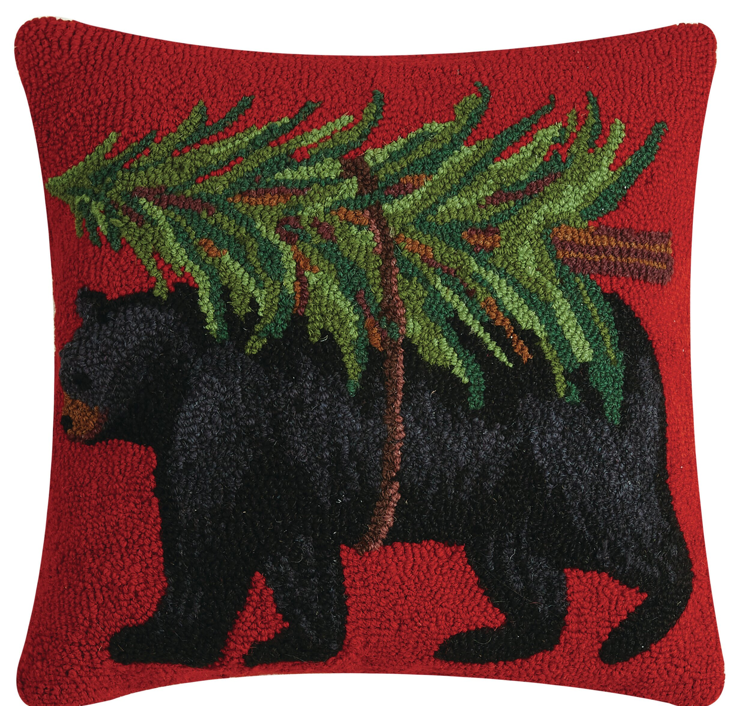 Animal Print Christmas Throw Pillows You Ll Love In 2021 Wayfair