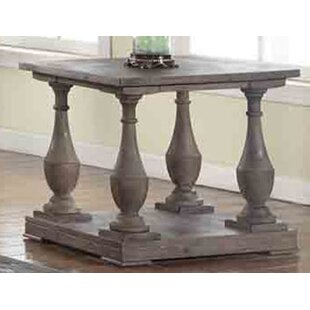 Savings End Table by BestMasterFurniture