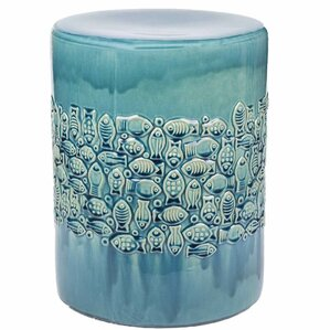 Aeliana Ceramic Garden Stool  sc 1 st  Joss u0026 Main : red garden stool ceramic - islam-shia.org