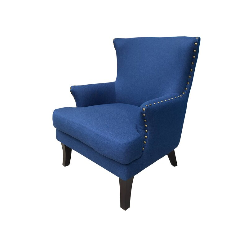 Merveilleux Alcott HillBallimamore Mid Century Modern Wingback Chair