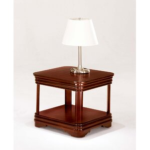 Flannagan End Table by Three Posts