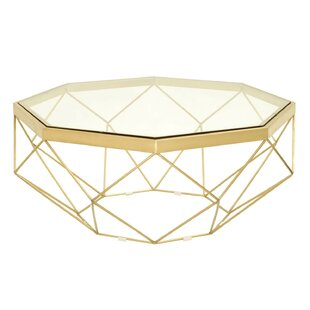 Albiero Coffee Table Everly Quinn