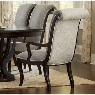 Baypoint Upholstered Dining Armchair by C..