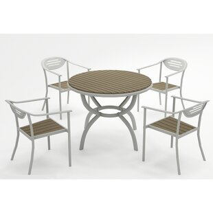 Keturah 4 Seater Dining Set By Sol 72 Outdoor