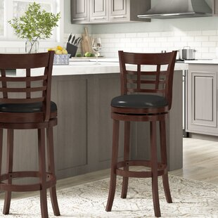 Terranova 29 Swivel Bar Stool by Charlton Home