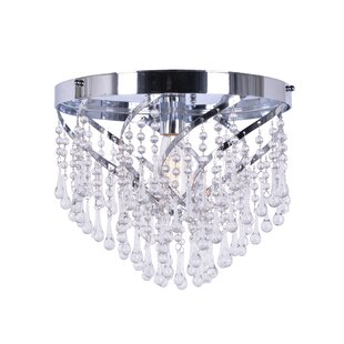 Caruso 1-Light Flush Mount..