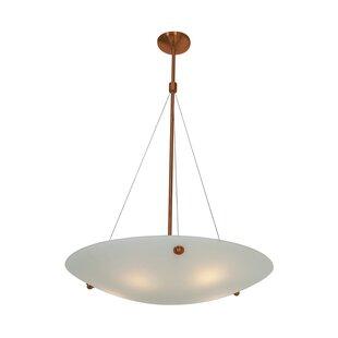 Ternate 5-Light Bowl Pendant by Latitude Run