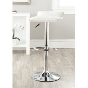 Rana Adjustable Height Swivel Bar Stool