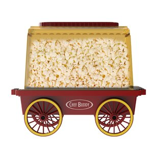 Tabletop Popcorn Machine by Chef Buddy