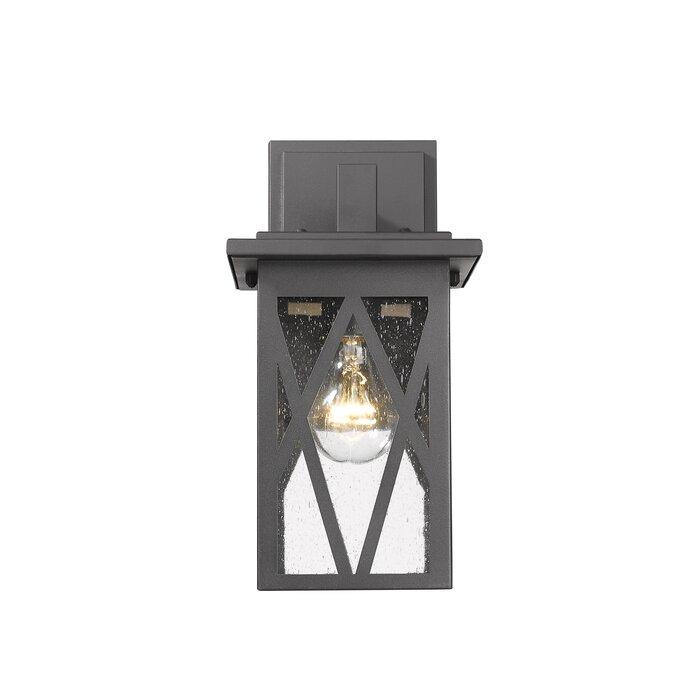 Dunphy Transitional Outdoor Wall Lantern