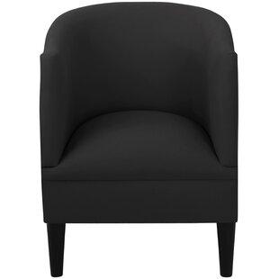 Brayden Studio Whiteway Barrel Chair
