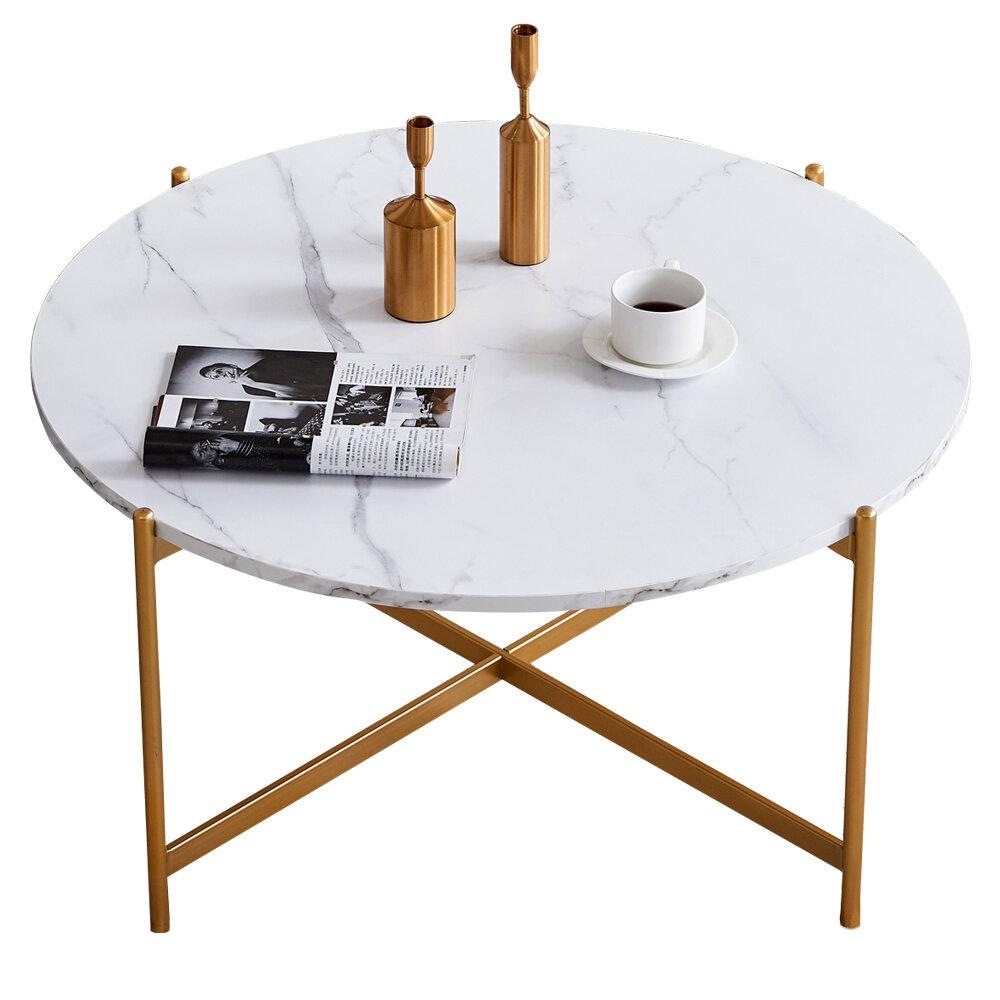 Everly Quinn Santamonica Frame Coffee Table Wayfair