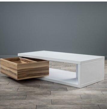 Modern Rectangle Wood Coffee Tables Allmodern