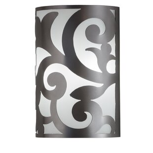 Guarani Outdoor Flush Mount by Red Barrel..