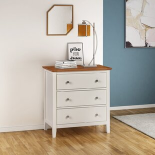 Piper 3 Drawer Chest By August Grove