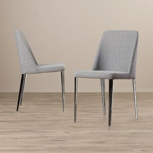 Drummaul Upholstered Dining Chair (Set Of 2) by Corrigan Studio Reviews