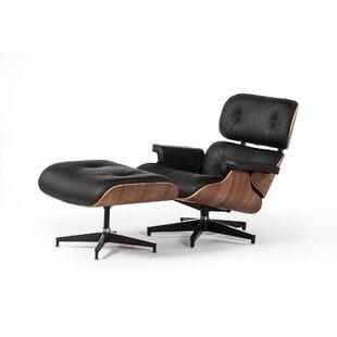 Haxby Lounge Chair by Corrigan Studio