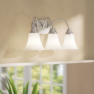 Compare Buren 3-Light Vanity Light By Darby Home Co