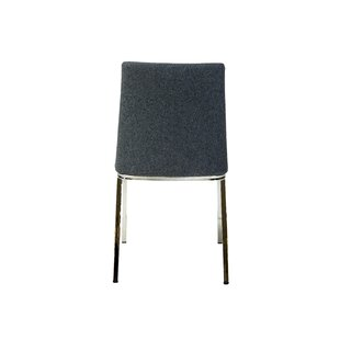 Weston Side Chair in Cashmere - Dark Grey (Set of 2) Mobital