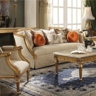 Astoria Grand Tyndall Upholstery Loveseat