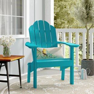 Sawyerville Plastic/Resin Adirondack Chair
