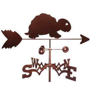 Turtle Weathervane By SWEN Products