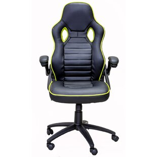 Ebern Designs Rawool Racing Style Gaming Chair