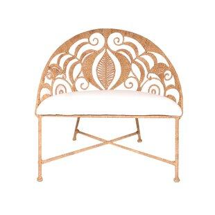 Jo-Liza International Corp. Rope Lace Tiara Barrel Chair