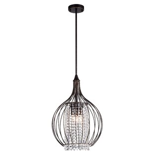 House of Hampton Izidora 3-Light Pendant