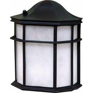 Volume Lighting 1-Light Outdoor Flush Mount