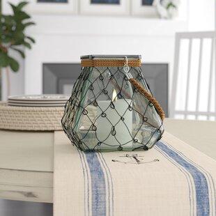 Glass Lantern by Breakwate..