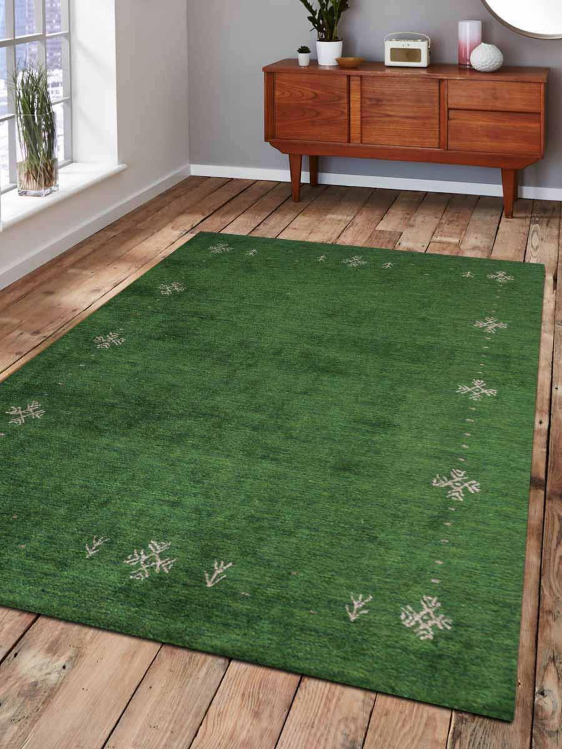 Green Silk Area Rugs You Ll Love In 2021 Wayfair