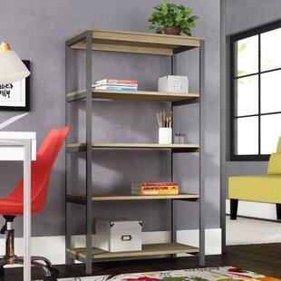 Vanessa Etagere Bookcase