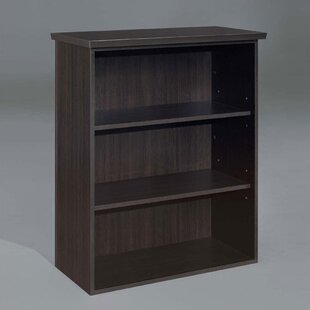 Read Reviews Pimilico Standard Bookcase by Flexsteel Contract