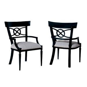 Haldor Arm Chair (Set of 2) by One Allium Way