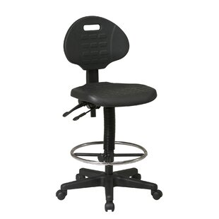 Office Star Products Work Smart Low-Back Drafting Chair