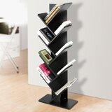 Britz Geometric Bookcase by Ebern Designs