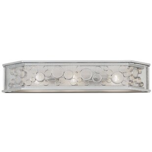 Varaluz Fascination Hex 3-Light Bath Bar