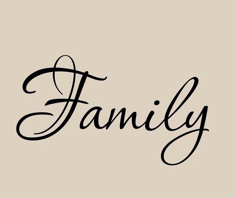 Vwaq Family Wall Decal Reviews Wayfair