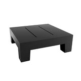 Jut Sun Plastic Coffee Table