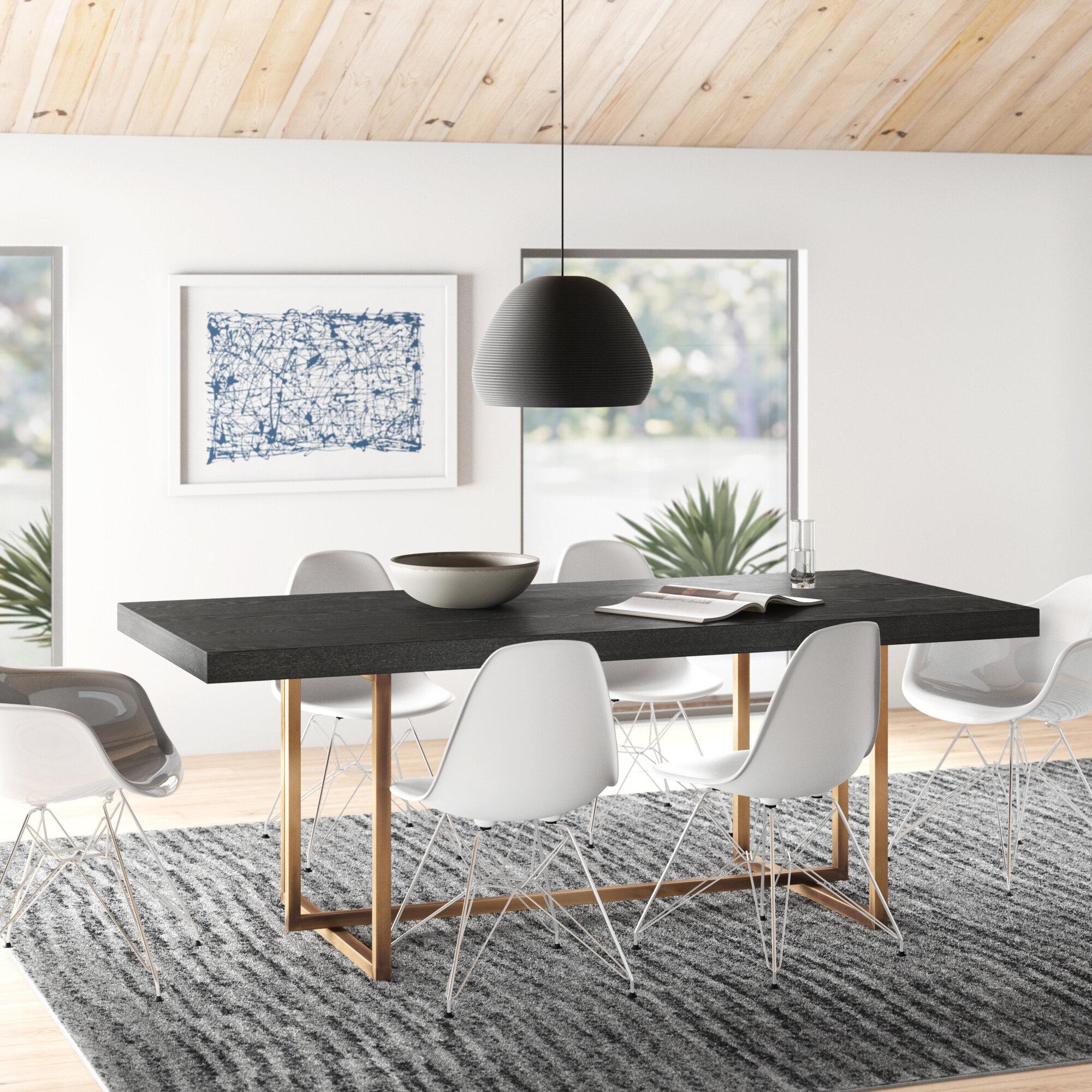 Alfonso Dining Table Reviews Allmodern
