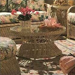 1700 Bahama Coffee Table (RD) by South Sea Rattan Top Reviews