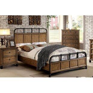 Zebadiah Panel Bed