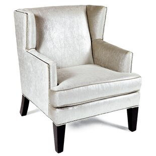 Dina Wingback Chair by Loni M ..