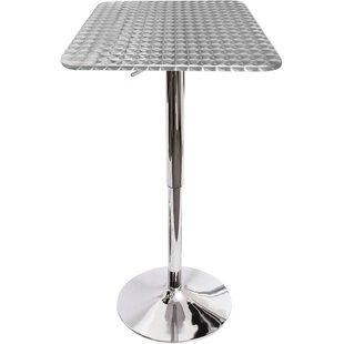 Merveilleux Adlai Adjustable Pub Table