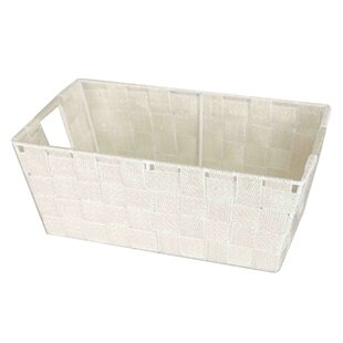 Find for Sheen Woven Fabric Bin (Set of 2) By Home Basics