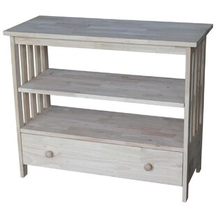 Order TV Stand for TVs up to 60 by International Concepts Reviews (2019) & Buyer's Guide